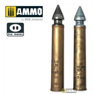 PIG Models 76,2 mm UBR-354P HVAT-P