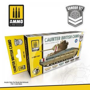 Ammo Mig Jimenez CAUNTER BRITISH CAMO