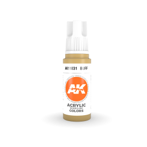 AK Interactive Buff 17ml