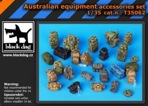 Black Dog Australian Equipment Accessories Set