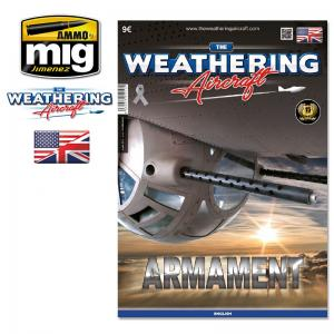 Ammo Mig Jimenez The Weathering Aircraft #10, Armament