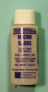Micro Scale Micro Gloss