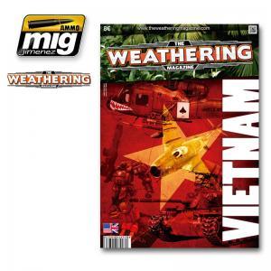 Ammo Mig Jimenez The Weathering Magazine #8, Vietnam.