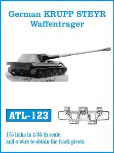Friulmodel German KRUPP STEYR Waffentrager - Track Links