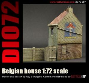 Reality in Scale Belgian House