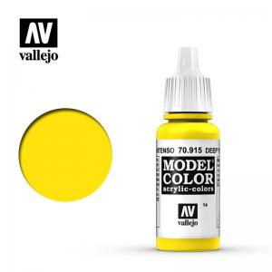 Vallejo Model Color 014 - Deep Yellow