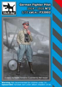 Black Dog German Fighter Pilot 1914-1918 No.2