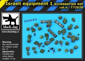 Black Dog Israeli Equipment Set 1