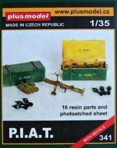 Plus Model P.I.A.T.