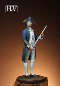 Heroes & Villains Young Horatio Nelson, 1781 70mm