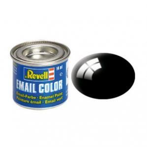 Revell Black, gloss RAL 9005