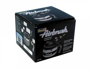 Revell Airbrush cleaning set with stand