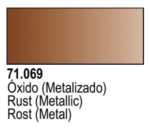 Vallejo Model Air 069 - Metal Rust