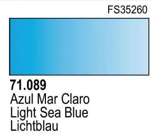 Vallejo Model Air 089 - Light Sea Blue