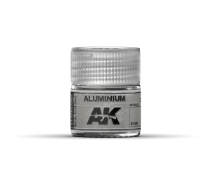 AK Interactive Aluminium 10ml