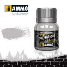 Ammo Mig Jimenez Dry Brush Paint - Light Grey