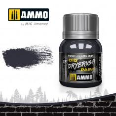 Ammo Mig Jimenez Dry Brush Paint - Panzer Grey