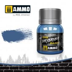 Ammo Mig Jimenez Dry Brush Paint - Blue