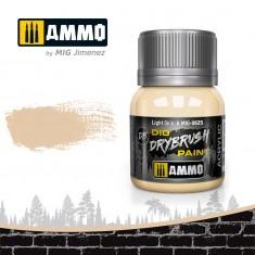 Ammo Mig Jimenez Dry Brush Paint - Light Skin