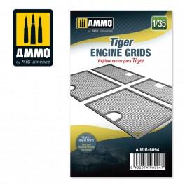 Ammo Mig Jimenez Tiger - Engine Grids