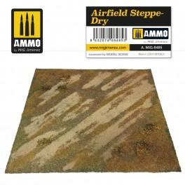 Ammo Mig Jimenez Airfield Steppe Dry