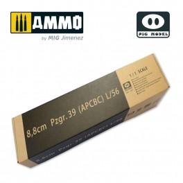 PIG Models 8,8 cm Pzgr 39 (APCBC) L/56