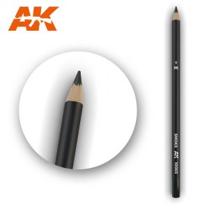 AK Interactive Watercolor Pencil Smoke