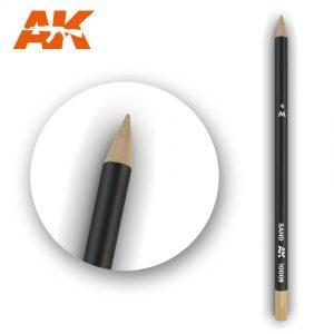 AK Interactive Watercolor Pencil Sand