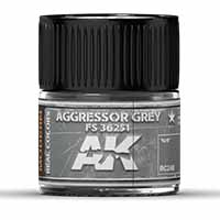 AK Interactive Aggressor Grey FS 36251 10ml
