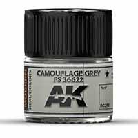 AK Interactive Camouflage Grey FS 36622 10ml