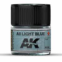 AK Interactive AII Light Blue 10ml