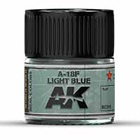 AK Interactive A-18F Light Grey-Blue 10ml