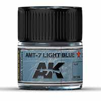 AK Interactive AMT-7 Light Blue 10ml