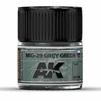 AK Interactive MIG-29 Grey Green 10ml