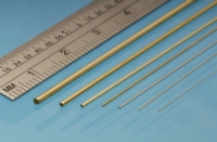 Albion Alloys Brass Rod - 0,4 mm