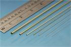 Albion Alloys Nickel Silver Rod - 1,0 mm