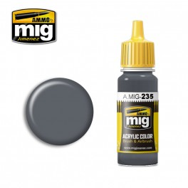 Ammo Mig Jimenez FS 36152 Dark Grey AMT-12