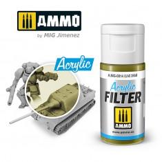 Ammo Mig Jimenez ACRYLIC FILTER Olive Drab