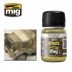 Ammo Mig Jimenez Enamel Effects - North Africa Dust