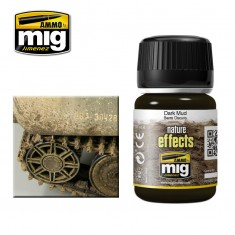 Ammo Mig Jimenez Enamel Effects - Dark Mud
