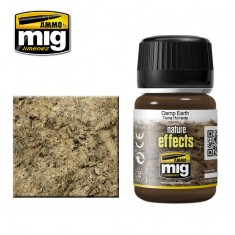 Ammo Mig Jimenez Enamel Effects - Damp Earth