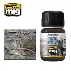 Ammo Mig Jimenez Enamel Effects - Engine Grime