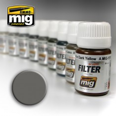 Ammo Mig Jimenez Filter - Grey For White