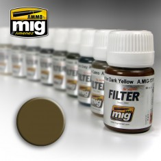 Ammo Mig Jimenez Filter - Tan for 3-Tone Camo