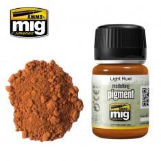 Ammo Mig Jimenez Pigment, Light Rust