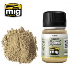 Ammo Mig Jimenez Pigment -Sand