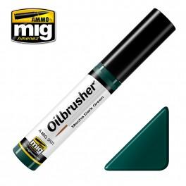 Ammo Mig Jimenez Mecha Dark Green