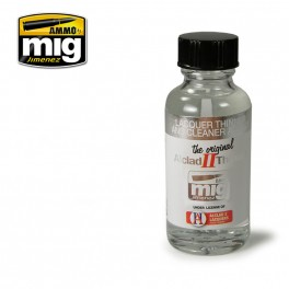 Ammo Mig Jimenez Lacquer Thinner and Cleaner (ALC-307)