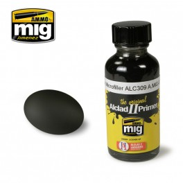 Ammo Mig Jimenez Black Microfiller (ALC-309)
