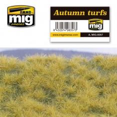 Ammo Mig Jimenez Grass Mat -Autumn Turfs